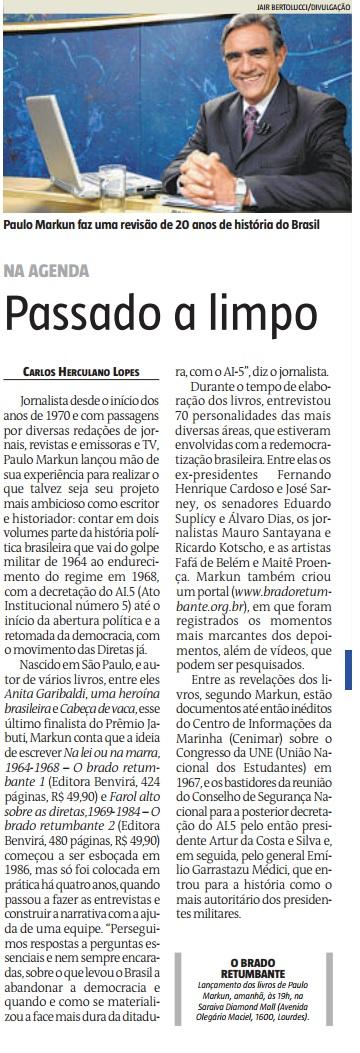 Estado de Minas - 29.10.2014
