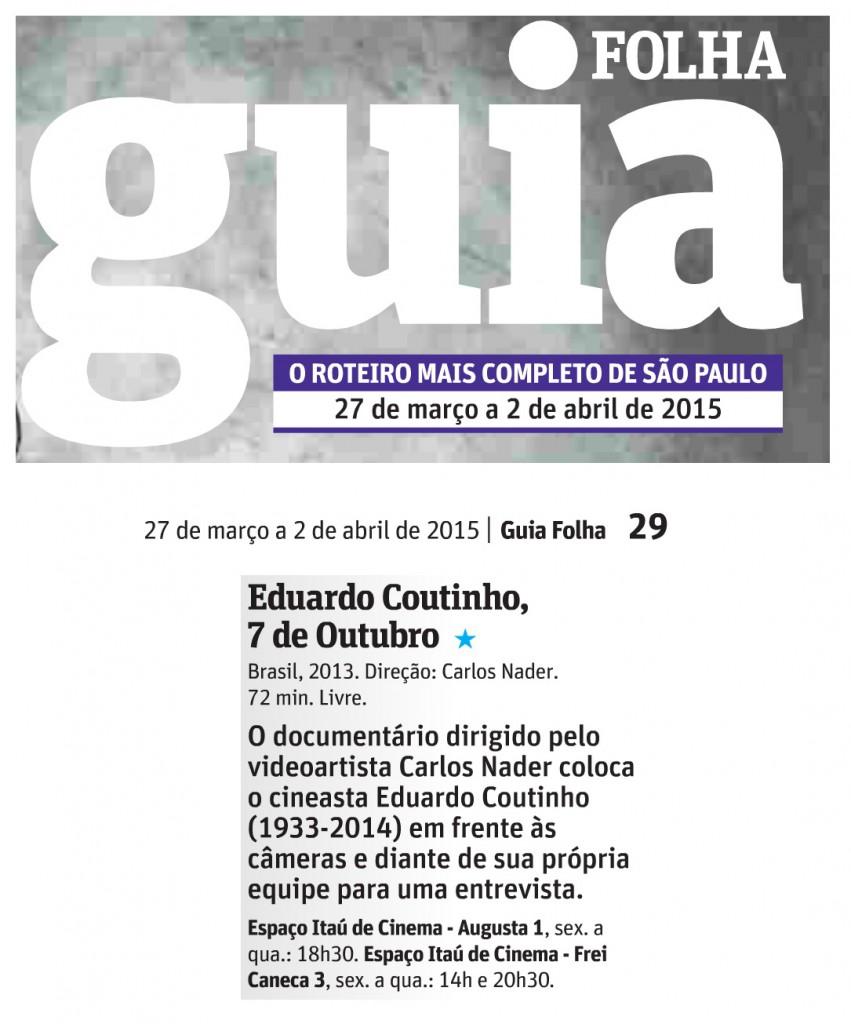 Guia da Folha_Folha de S. Paulo_27.03.15