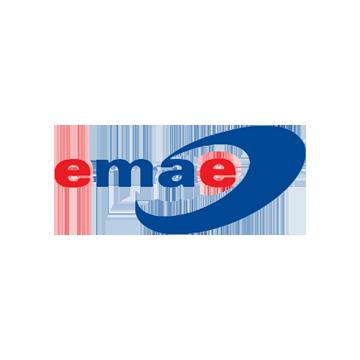 Logo da Empresa Metropolitana de Águas e Energia (Emae)