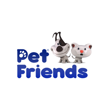 Logo Pet Friends