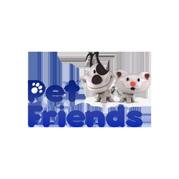 Logo Pet Friends